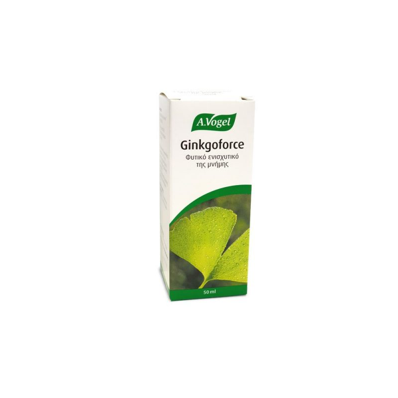 A. Vogel Ginkgoforce 50ml