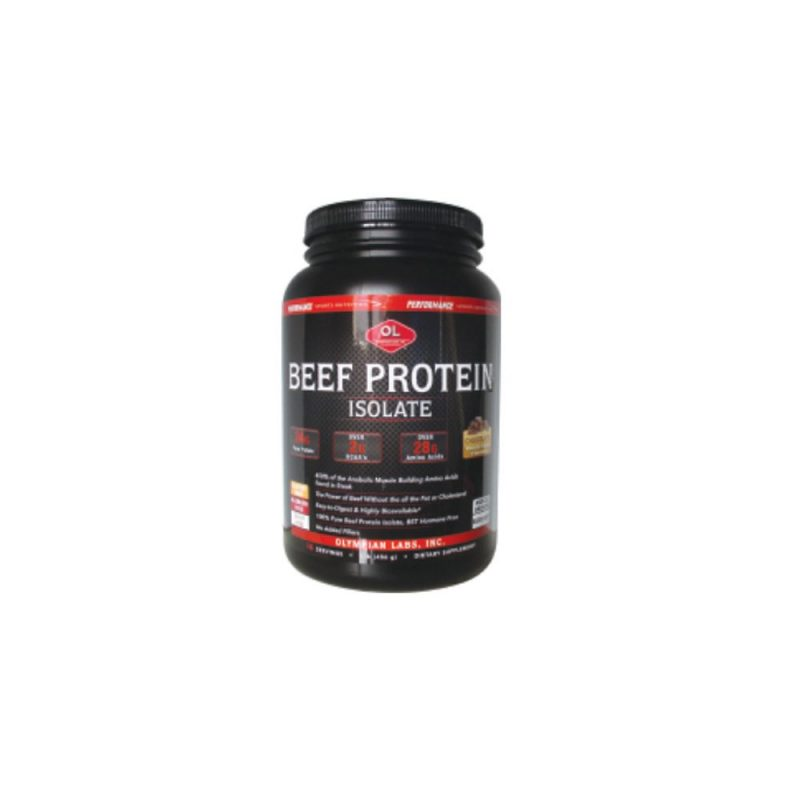Olympian Labs Beef Protein 454gr