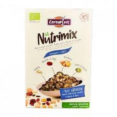 Biofresco Cereal vit nutri mix croccante light χωρίς γλουτένη 250gr