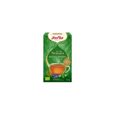 YogiTea Yogi Tea Peaceful Moment 42gr Bio
