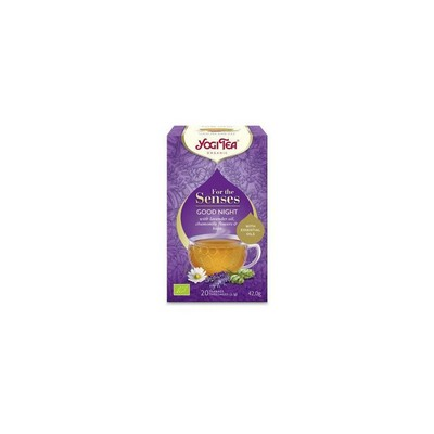 YogiTea YOGI TEA GOOD NIGHT BIO 42GR