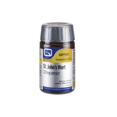 Quest Quest St. JOHN'S WORT 333mg Extract 90 ταμπλέτες
