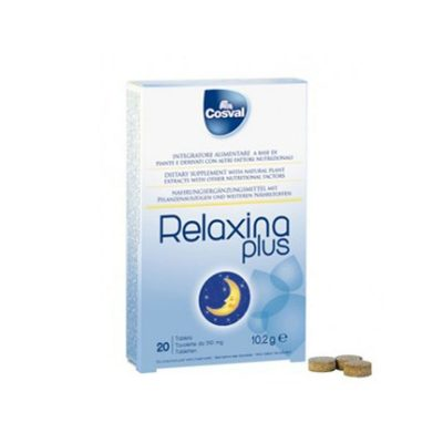 Cosval Cosval Relaxina Plus 20tabs