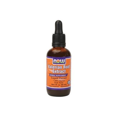 NOW Now Liquid Valerian Root Extract 60ml