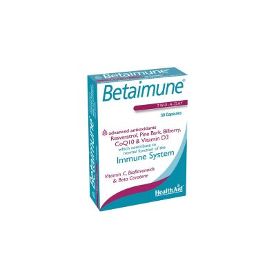 Health Aid Health Aid Betaimune Immunace Protection 30caps