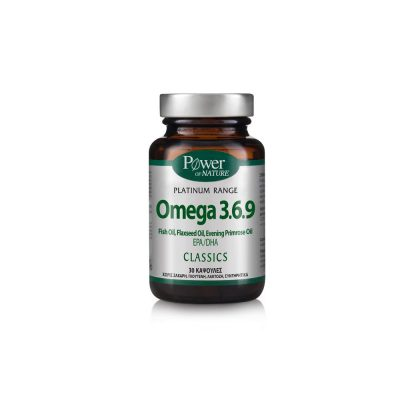 Power Health Power Health Classics Platinum Omega 3 6 9 30 κάψουλες