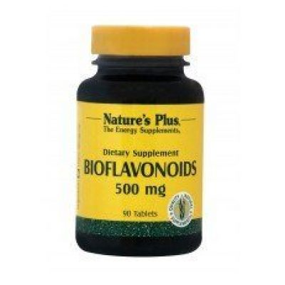 Nature's Plus Nature's Plus Bioflavonoids 500mg 90ταμπλέτες