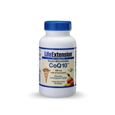 LifeExtension Life Extension CoQ10™ with d-Limonene 100soft