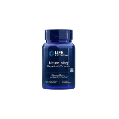 LifeExtension Life Extension Neuro-Mag Magnesium L-Threonate 90caps