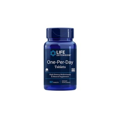 LifeExtension Life Extension One-Per-Day Tablets 60 ταμπλέτες