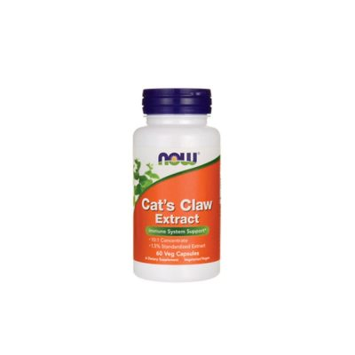 NOW Now Foods Cat's Claw Extract 60 Φυτοκάψουλες