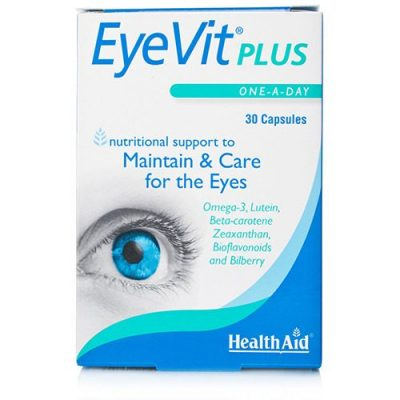 Health Aid Health Aid Eyevit Plus 30caps