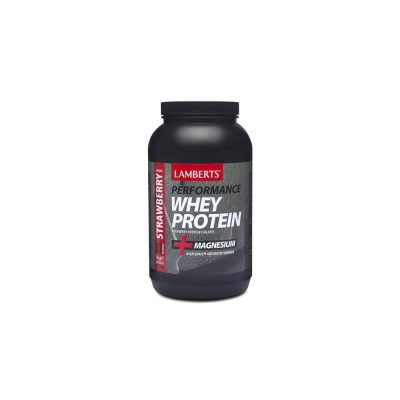 Lamberts Lamberts Whey Protein Isolate Strawberry 1000gr
