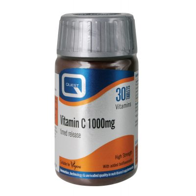 Quest Quest VITAMIN C 1000mg TIMED RELEASE 30 tabs