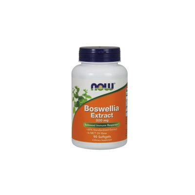 NOW Now Boswellia Extract 500mg 90softgel
