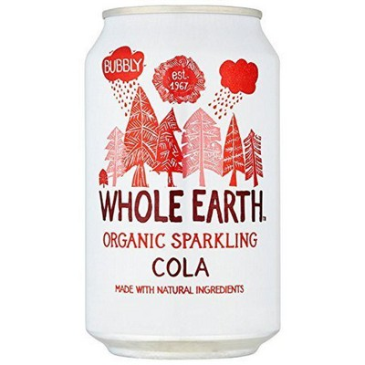 Whole Earth Whole Earth BIO-Cola χωρίς ζάχαρη 330ml