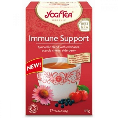 YogiTea YOGI TEA IMMUNE SUPPORT