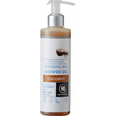 Biofresco URTEKRAM SHOWERGEL COCONUT 250ml